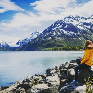 Dreaming of Alaskan scenescapes today